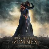 Download or print Fernando Velazquez Netherfield Ball Dance One (from 'Pride and Prejudice and Zombies') Sheet Music Printable PDF 3-page score for Classical / arranged Piano Solo SKU: 123484.