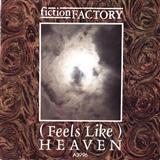 Download or print Fiction Factory (Feels Like) Heaven Sheet Music Printable PDF 2-page score for Pop / arranged Keyboard (Abridged) SKU: 117431.