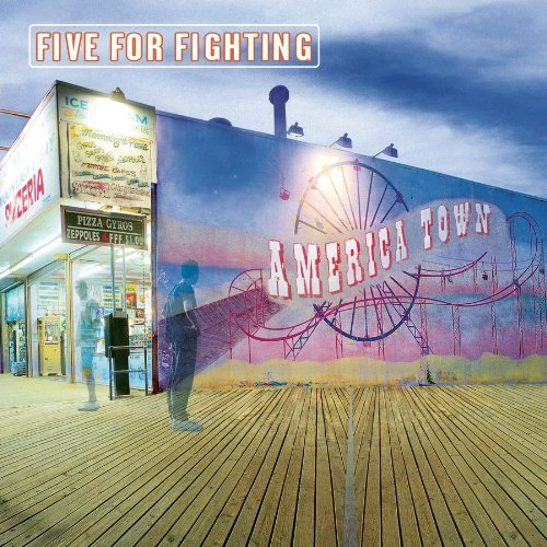 Five For Fighting, Bloody Mary (A Note On Apathy), Piano, Vocal & Guitar (Right-Hand Melody)