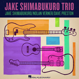Download or print Fleetwood Mac Landslide (arr. Jake Shimabukuro Trio) Sheet Music Printable PDF 7-page score for Pop / arranged Ukulele Tab SKU: 427430.