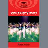 Download Fleetwood Mac 'Tusk (arr. Matt Conaway) - Baritone T.C.' Printable PDF 1-page score for Rock / arranged Marching Band SKU: 410711.