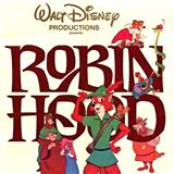 Download Floyd Huddleston 'Love (from Walt Disney's Robin Hood)' Printable PDF 2-page score for Disney / arranged Easy Piano SKU: 181445.