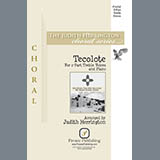 Download Folk Song 'Tecolote (arr. Judith Herrington)' Printable PDF 7-page score for Concert / arranged Choir SKU: 441947.