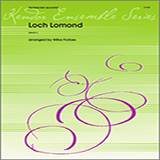 Download or print Forbes Loch Lomond - Full Score Sheet Music Printable PDF 2-page score for Classical / arranged Brass Ensemble SKU: 313601.