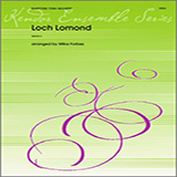 Download or print Forbes Loch Lomond - Tuba 1 Sheet Music Printable PDF 1-page score for Classical / arranged Brass Ensemble SKU: 314028.