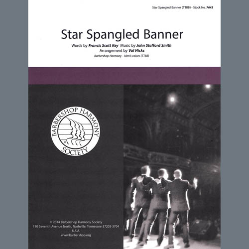 Star Spangled Banner (arr. Val Hicks