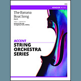 Download or print Frank J. Halferty Banana Boat Song, The (Day-O) - Bass Sheet Music Printable PDF 2-page score for Caribbean / arranged Orchestra SKU: 368860.