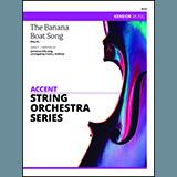 Download or print Frank J. Halferty Banana Boat Song, The (Day-O) - Viola Sheet Music Printable PDF 2-page score for Caribbean / arranged Orchestra SKU: 368858.