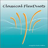 Download Frank J. Halferty 'Classical FlexDuets - F Instruments' Printable PDF 16-page score for Classical / arranged Brass Ensemble SKU: 125082.