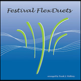 Download Frank J. Halferty 'Festival FlexDuets - Bass Clef Woodwind/Brass Instruments' Printable PDF 18-page score for Classical / arranged Brass Ensemble SKU: 441277.