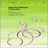 Download or print Frank J. Halferty Marche Militaire Francaise - 2nd Trombone Sheet Music Printable PDF 2-page score for Concert / arranged Brass Ensemble SKU: 342838.