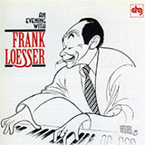 Download or print Frank Loesser I Hear Music Sheet Music Printable PDF 1-page score for Jazz / arranged Real Book – Melody, Lyrics & Chords – C Instruments SKU: 61238.