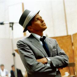 Download Frank Sinatra '(There'll Be A) Hot Time In The Town Of Berlin' Printable PDF 3-page score for Pop / arranged Piano, Vocal & Guitar (Right-Hand Melody) SKU: 52490.