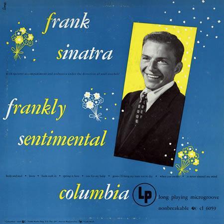 Frank Sinatra, Laura, Piano, Vocal & Guitar (Right-Hand Melody)
