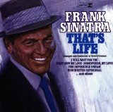 Download Frank Sinatra 'That's Life' Printable PDF 4-page score for Rock / arranged Piano, Vocal & Guitar (Right-Hand Melody) SKU: 18799.