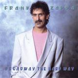Download Frank Zappa 'Planet Of The Baritone Women' Printable PDF 3-page score for Rock / arranged Guitar Chords/Lyrics SKU: 121217.