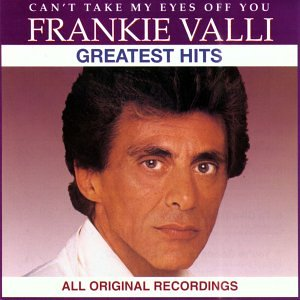 Frankie Valli, Can't Take My Eyes Off Of You, Piano, Vocal & Guitar (Right-Hand Melody)