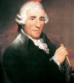 Download Franz Joseph Haydn 'Chorale St. Anthony' Printable PDF 2-page score for Classical / arranged Flute Solo SKU: 106622.