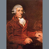 Download Franz Joseph Haydn 'German Dance In D Major, Hob. IX: 22, No. 2' Printable PDF 1-page score for Classical / arranged Piano Solo SKU: 443488.