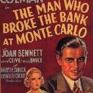 The Man Who Broke The Bank At Monte