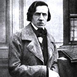 Download or print Frederic Chopin Themes from the Ballade in G minor Op. 23 Sheet Music Printable PDF 4-page score for Classical / arranged Piano Solo SKU: 24388.