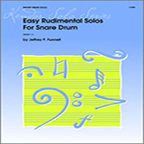 Download or print Funnell Easy Rudimental Solos For Snare Drum Sheet Music Printable PDF 2-page score for Classical / arranged Percussion Solo SKU: 124881.