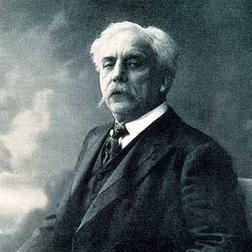 Download or print Gabriel Fauré Poëme D'Un Jour: Adieu Sheet Music Printable PDF 2-page score for Classical / arranged Piano Solo SKU: 31202.