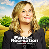 Download or print Gaby Moreno and Vincent Jones Parks And Recreation Theme Sheet Music Printable PDF 3-page score for Film/TV / arranged Big Note Piano SKU: 438798.