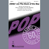 Download or print Gary Eckert (Sittin' On) The Dock Of The Bay Sheet Music Printable PDF 9-page score for Oldies / arranged SAB Choir SKU: 283998.