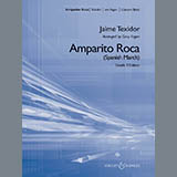 Download Gary Fagan 'Amparito Roca - Bb Clarinet 3' Printable PDF 2-page score for Spanish / arranged Concert Band SKU: 274828.