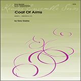 Download Gary Gazlay 'Coat Of Arms - Trombone' Printable PDF 2-page score for Concert / arranged Brass Ensemble SKU: 343099.