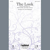 Download Gary Hallquist 'The Look - Percussion' Printable PDF 2-page score for Romantic / arranged Choir Instrumental Pak SKU: 321769.
