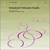 Download Gary Ziek 'Classic Virtuosic Duets (30 Grade 4-6 Duets)' Printable PDF 55-page score for Instructional / arranged Brass Ensemble SKU: 125083.