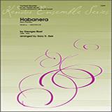 Download or print Gary Ziek Habanera (from Carmen) - 1st Bb Trumpet Sheet Music Printable PDF 2-page score for Classical / arranged Brass Ensemble SKU: 351427.