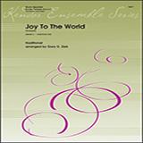Download Gary Ziek 'Joy To The World (fantasia) - 1st Bb Trumpet' Printable PDF 2-page score for Christmas / arranged Brass Ensemble SKU: 405348.