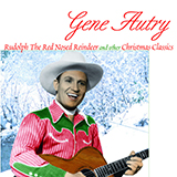 Download or print Gene Autry Frosty The Snow Man Sheet Music Printable PDF 4-page score for Christmas / arranged Big Note Piano SKU: 20999.