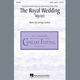Download or print George Fenton The Royal Wedding (Kyrie) Sheet Music Printable PDF 7-page score for Concert / arranged SATB Choir SKU: 97731.
