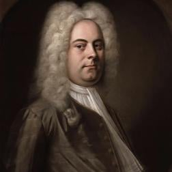 Download or print George Frideric Handel Harp Concerto in B Flat Sheet Music Printable PDF 7-page score for Classical / arranged Piano Solo SKU: 28056.