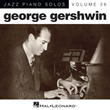 Download or print George Gershwin Love Walked In [Jazz version] (arr. Brent Edstrom) Sheet Music Printable PDF 4-page score for Jazz / arranged Piano Solo SKU: 99158.