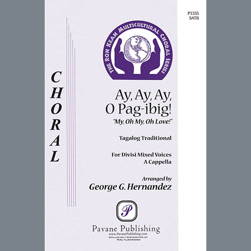 Easily Download George Hernandez Printable PDF piano music notes, guitar tabs for SATB Choir. Transpose or transcribe this score in no time - Learn how to play song progression.