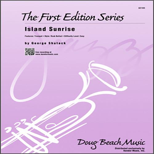 George Shutack, Island Sunrise - Piano, Jazz Ensemble