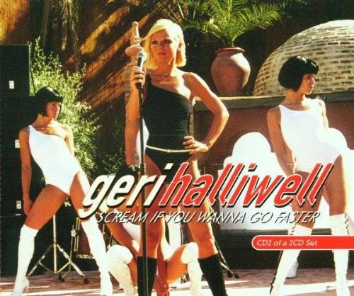 Geri Halliwell, It's Raining Men, Piano, Vocal & Guitar