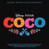 Download or print Germaine Franco & Adrian Molina Proud Corazon (from Coco) Sheet Music Printable PDF 4-page score for Disney / arranged Big Note Piano SKU: 454664.