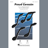 Download or print Germaine Franco & Adrian Molina Proud Corazon (from Coco) (arr. Mac Huff) Sheet Music Printable PDF 8-page score for Children / arranged 2-Part Choir SKU: 198460.