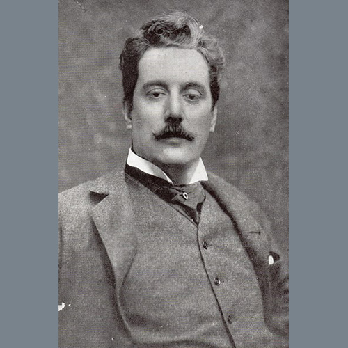 Easily Download Giacomo Puccini Printable PDF piano music notes, guitar tabs for Piano & Vocal. Transpose or transcribe this score in no time - Learn how to play song progression.
