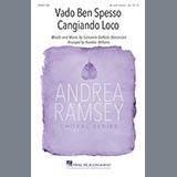 Download or print Giovanni Battista Bononcini Vado Ben Spesso Cangiando Loco (arr. Brandon Williams) Sheet Music Printable PDF 6-page score for Concert / arranged TB Choir SKU: 410504.