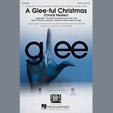 Download or print Glee Cast A Glee-ful Christmas (Choral Medley)(arr. Mark Brymer) - Bb Bass Clarinet Sheet Music Printable PDF 2-page score for Christmas / arranged Choir Instrumental Pak SKU: 302978.
