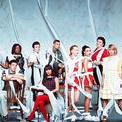 Download Glee Cast 'Firework (arr. Mark Brymer)' Printable PDF 9-page score for Concert / arranged 3-Part Mixed Choir SKU: 78352.