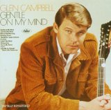 Download or print Glen Campbell Gentle On My Mind Sheet Music Printable PDF 3-page score for Country / arranged Piano, Vocal & Guitar (Right-Hand Melody) SKU: 21403.
