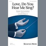 Download or print Glenda E. Franklin Love, Do You Hear Me Sing? Sheet Music Printable PDF 7-page score for Concert / arranged TTB Choir SKU: 175618.
